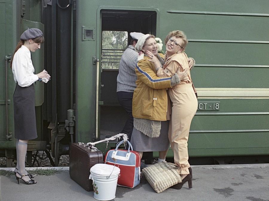 Крючкова Светлана фильм Родня