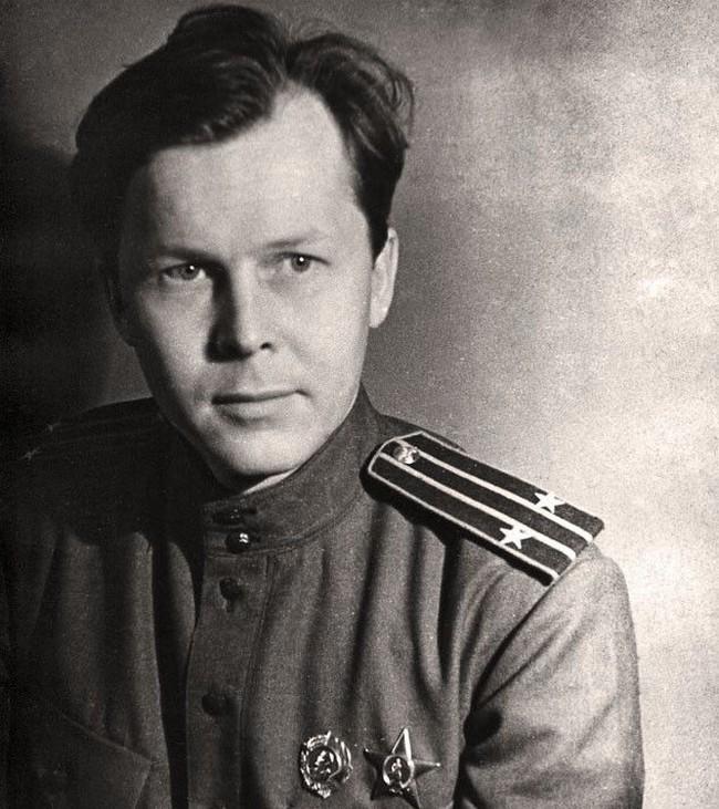 Твардовский фото военных лет